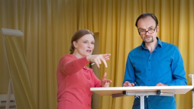 Sprechtraining für Schauspieler Berlin