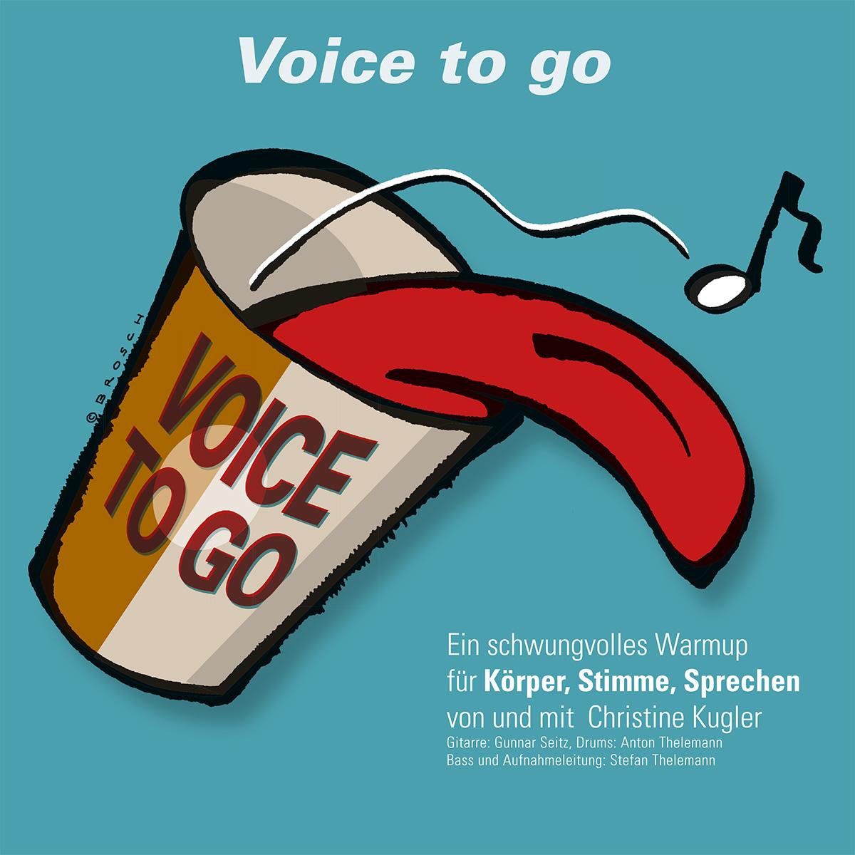 Voice To Go Warmup für Körper und Stimme